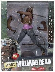 "10"" Michonne Deluxe Figure at JJ Sports"