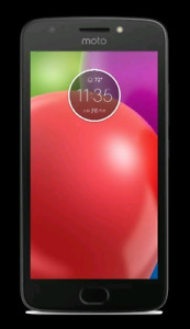Moto E4. Only 2 weeks old . Brand new condition