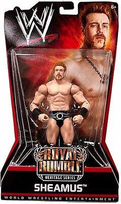 Official Mattel Wwe Basic Ppv Series 6 Royal Rumble Heritage Sheamus Figure