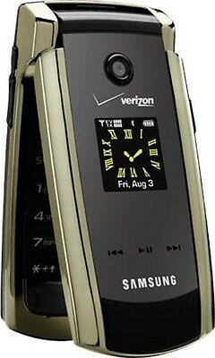 NEW Verizon SCH-U700/ Gleam / Muse - Dummy Display Flip Toy Cell Phone