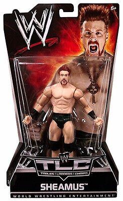 Mattel Wwe Ppv Basic Series 8 Tlc Sheamus Wrestling Action Figure