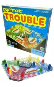 Brand-New Trouble Board Game