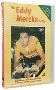 NEW-CYCLING-DVD-The-Eddy-Merckx-Story-The-Greatest-Cycling-Champion