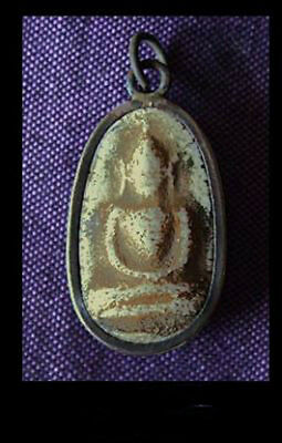 BUDDHA BUDDHIST THAI AMULET PENDANT 8