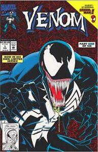 Marvel Comics: Venon Issues 1-6.