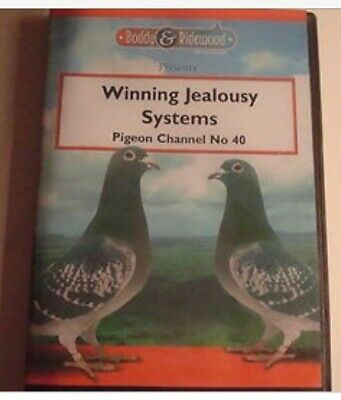 Winning Jealousy System Racing Pigeons Dvd Widowhood