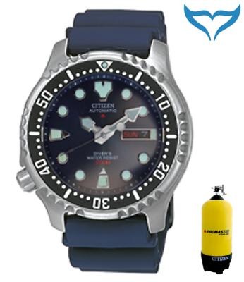 Citizen Promaster Marine TaucherUhr NY0040-17LE 20 bar blau Automatik NY0040-17L