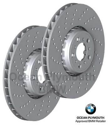 BMW Genuine Rear Brake Disc Back Protection Plate Right E46 M3 Z4 M 34212228966