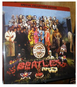 The Beatles Sgt Pepper's Special Collectors Edition Sealed LP Rare