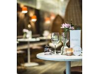 Waiter/Waitress required at The Parlour bar, best bar in Canary Wharf! Part of Drake & Morgan