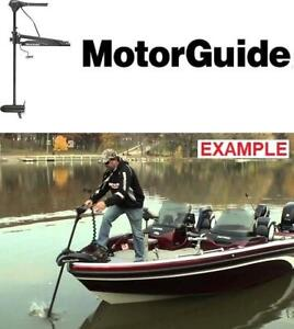 NEW* MOTORGUIDE X3 TROLLING MOTOR 940200130 208685547 HAND CONTROL BOW MOUNT