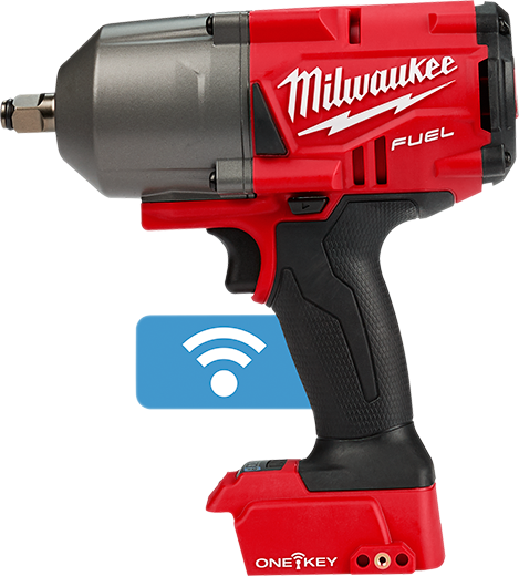 Milwaukee 2863-20 M18 FUEL™ w/ ONE-KEY™ High Torque Impact Wrench 1/2