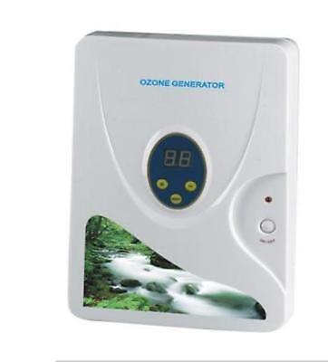 Generador de Ozono Dispositivo Ozonizador Desinfektiongerät Aire Agua Öl 600MG /