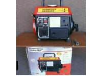 Petrol generator swap for petrol Chainsaw and lawnmower