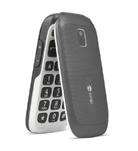 New-Doro-Phone-Easy-611-612-Unlocked-Doro-Big-Button-Camera-Mobile-Phone