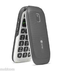New-Doro-Phone-Easy-612-Black-Unlocked-Doro-Camera-Mobile-Phone
