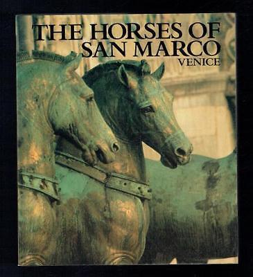 Wilton-Ely, J; The Horses of San Marco Venice. Olivetti 1979 VG