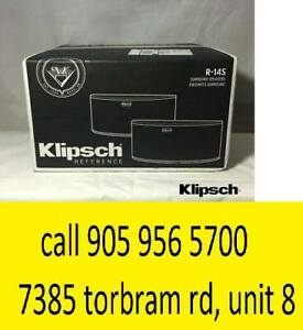 Klipsch Reference R 14S 50-Watt Surround Sound Speaker - Pair​