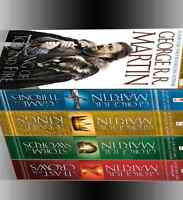 Game Of Thrones - A Song Of Ice And Fire - 4 Box Set