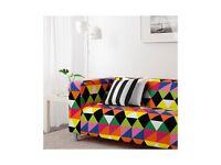 Ikea Klippan Sofa and 2 covers