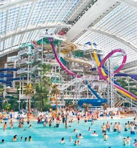 Stay all day - water park tickets - oct 21