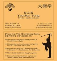 Learn traditional Taiji (Tai Chi) from the real expert!