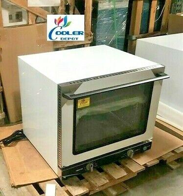 New Commercial Half Size 12 Electric Steam Convection Counter Top Oven Nsf