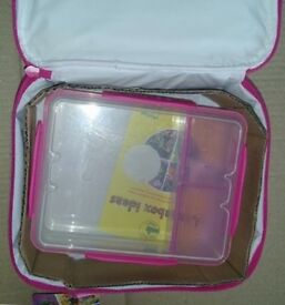 Disney forever princess lunch box new with tags