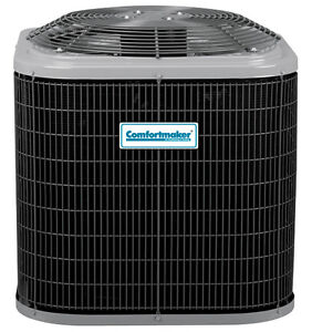 Comfortmaker 2 Ton A/C unit with 10 year parts warranty