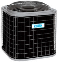 Certified AC and heating services.