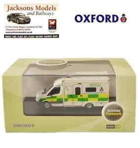Oxford 76MA004 Mercedes-Benz Sprinter Scottish Ambulance Service 1:76 Scale