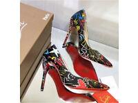 Louboutins Ladies High Heels