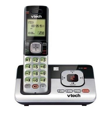 VTech Handset Cordless Phone with Digital Answering System DECT 6.0 (CS6829) ™