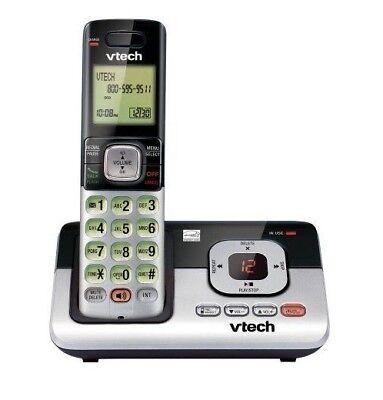 Digital Cordless Phone System - VTech Handset Cordless Phone with Digital Answering System DECT 6.0 (CS6829)™