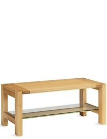 Marks & Spencer Oak Coffee Table