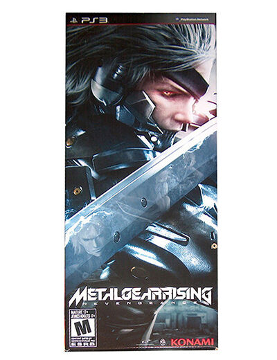 Metal Gear Rising: Revengeance Limited Edition for PlayStation 3