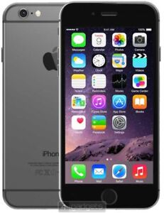 iphone 6 32g space grey NEW and SEALED (nego)