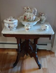 Antique Chamber Set - In Mint Condition