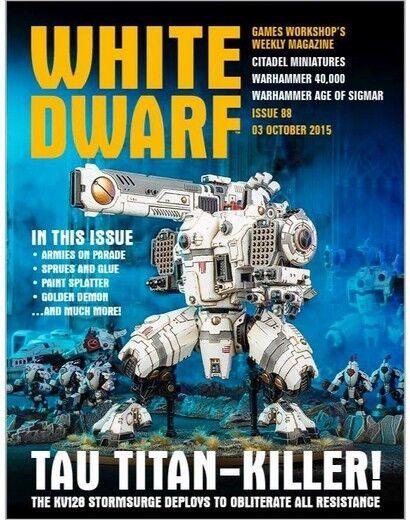 White Dwarf Issue 88 from Games Workshop (gw-60249999500 ...
