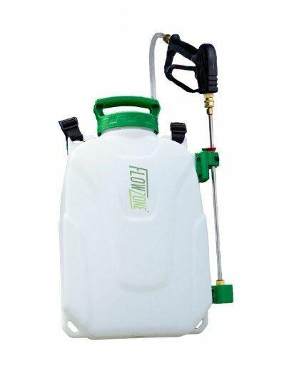 FlowZone 2.5 Gallon Backpack Storm 2 Pressure Sprayer    FZSAAG-2P