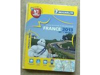 Michelin France 2013 Road Atlas Maps