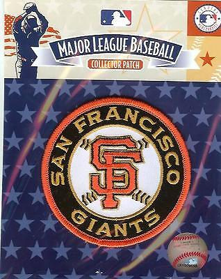 San Francisco Giants Round Sf Patch Official Licensed
