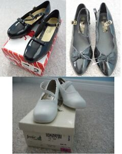 Various Brand New Girl's Dress Shoes - Size 1 or 2