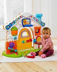 Station de jeu pour bébé