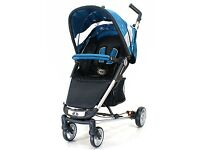 Petite star zia evolve pramette pushchair