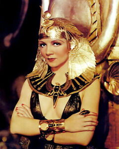 Claudette Colbert #4 Photo - Cleopatra 1934 Hollywwod