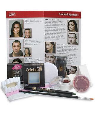 Modern Vampires Mini Pro Character Makeup Kit by Mehron (Vampires Makeup)