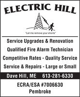 qualified electrical contractor