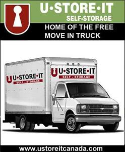 FREE Move In Truck and Driver