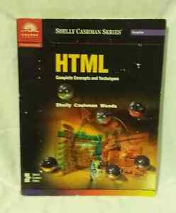 HTML: Complete Concepts and Techniques Edmonton Edmonton Area image 1